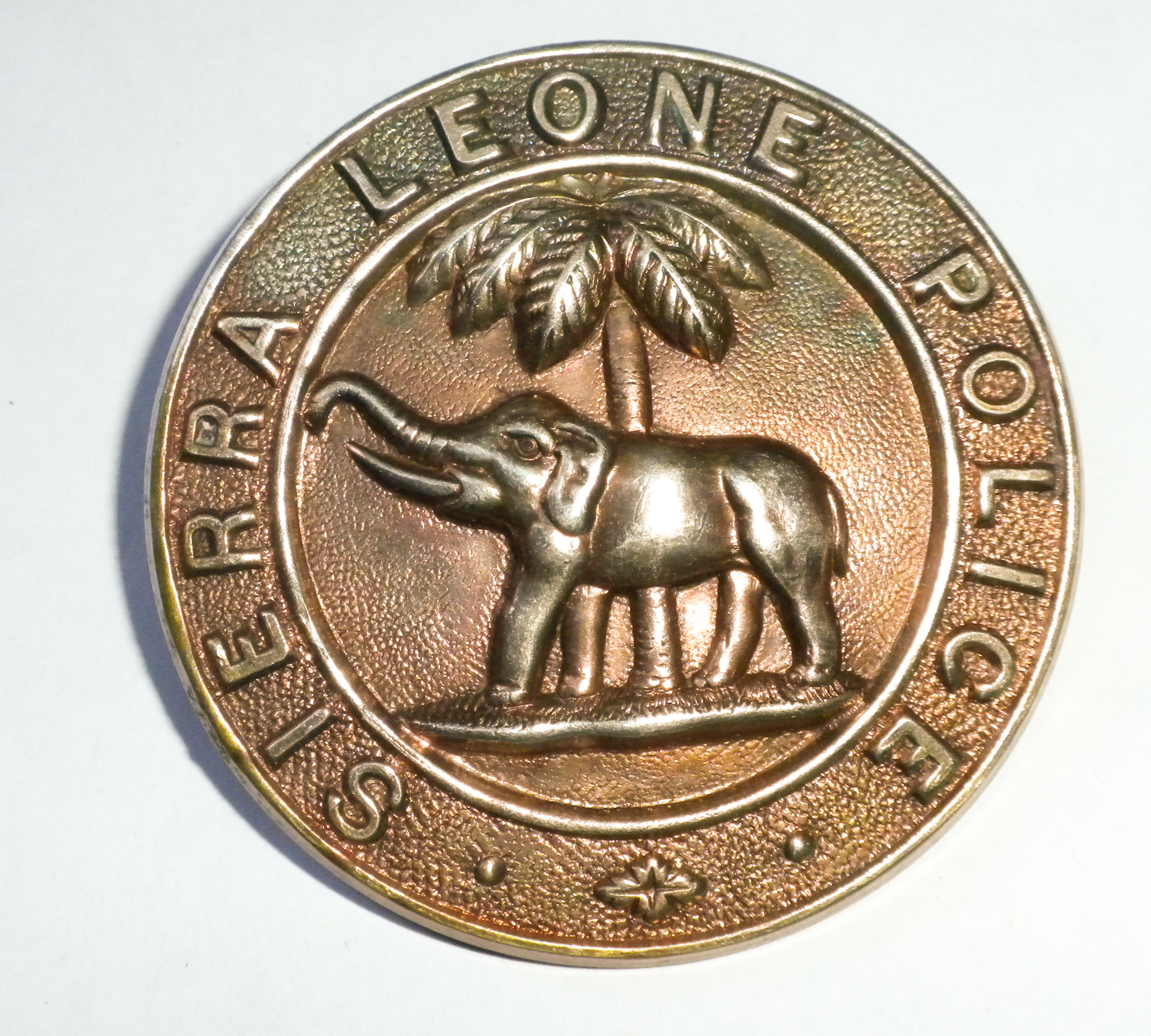 Sierra Leone Web Medals And Insignia From The Gary Schulze Collection