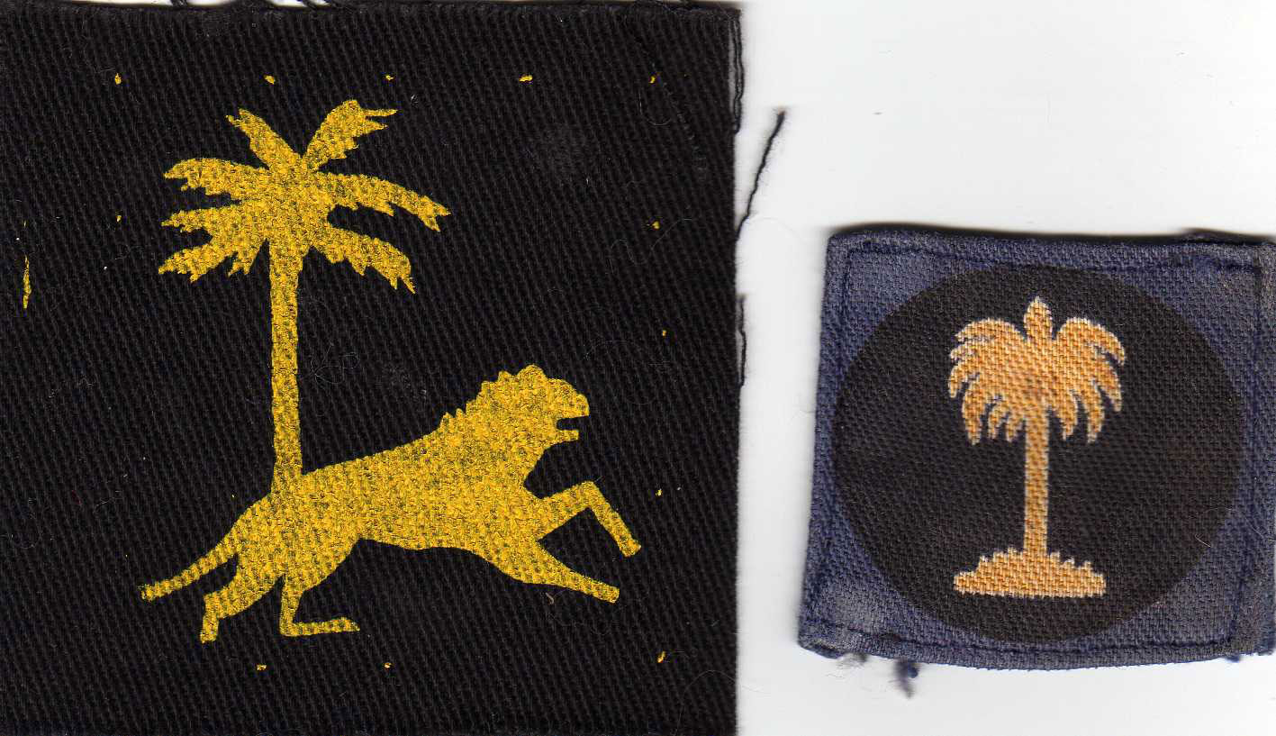 Sierra leone web medals and insignia from the gary schulze uniform arm patches bearing the symbol of the sierra leone battalion west african frontier forces these patches were worn by sierra leonean senior biocorpaavc
