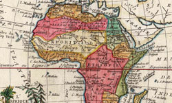 19th Century Africa Map.Sierra Leone Web Historic Maps Of Sierra Leone From The Gary